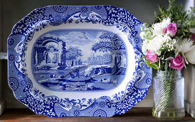 Spode British Heritage Dinner Sets