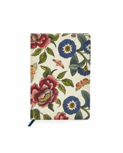 Creatures of Curiosity Floral A5 Notebook