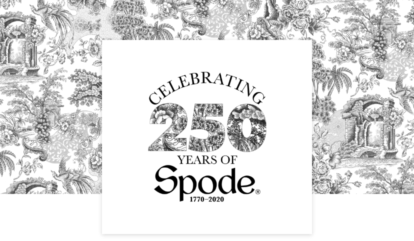Celebrating 250 Years of Spode