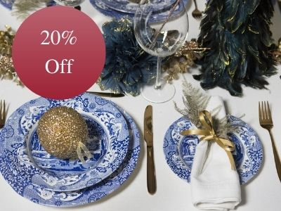 Blue Italian Up To 20% Off