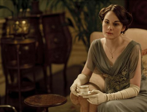 Lady Mary Stafford White Teacup