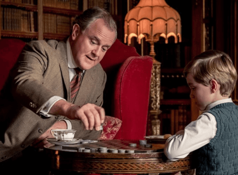 The Earl of Grantham Stafford White Teacup