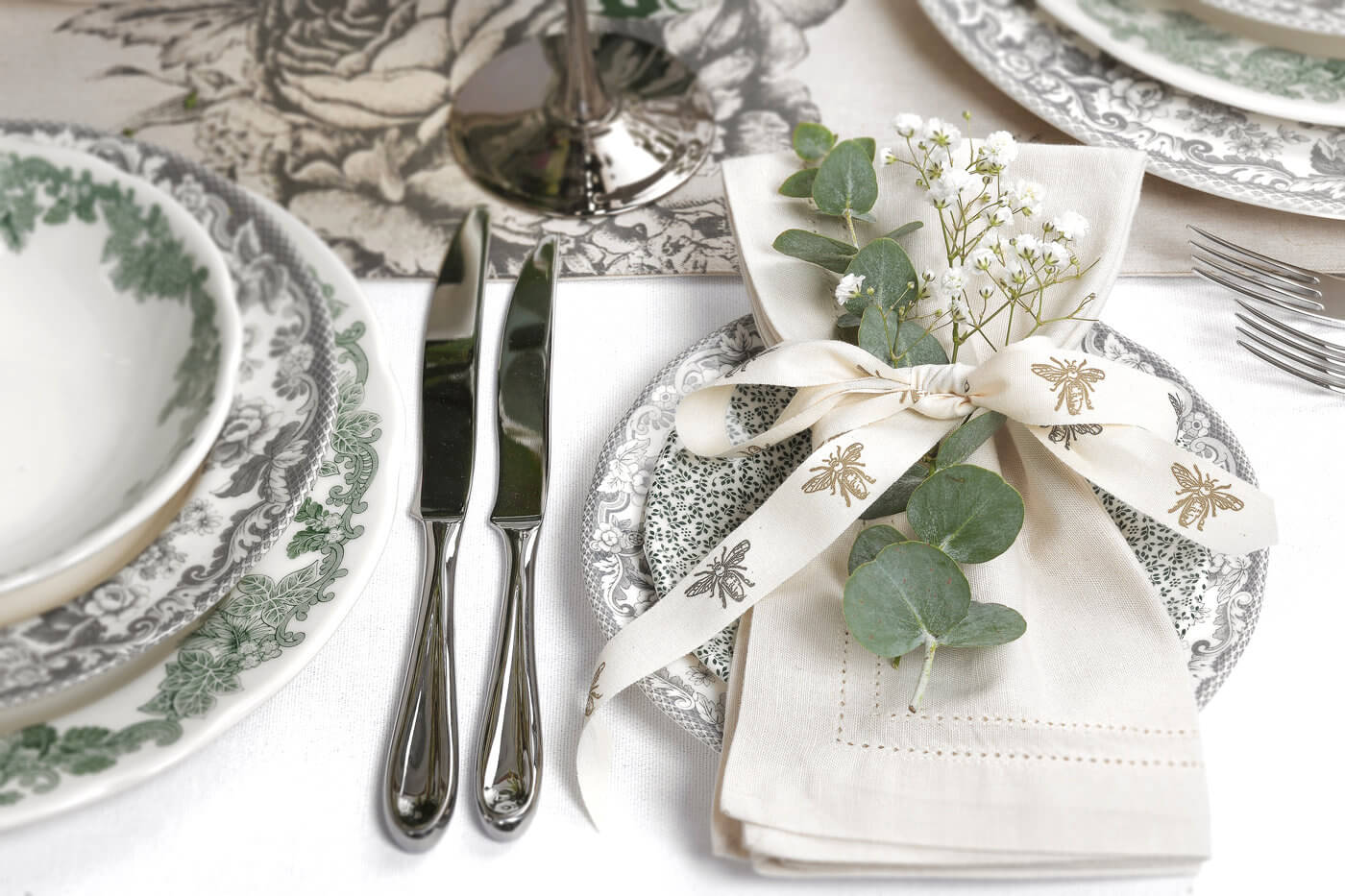Ruskin House Place Setting