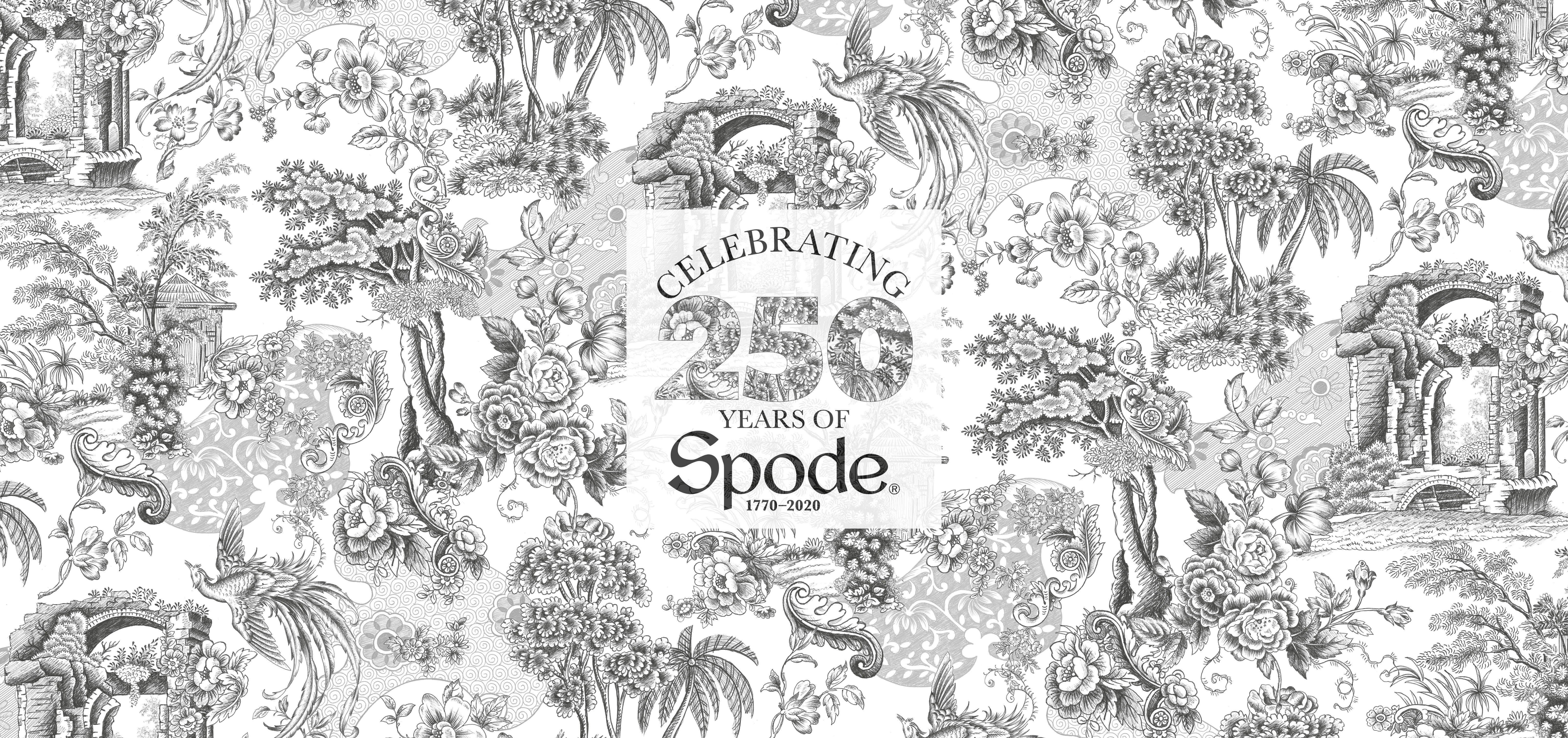 Spode 250th Anniversary