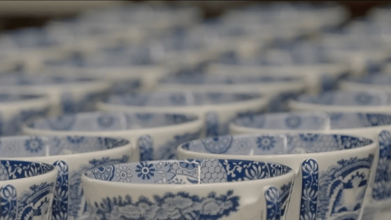 The Extraordinary World of Spode