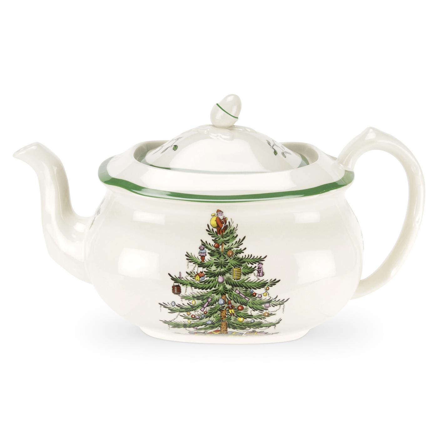 Spode Christmas Glassware
